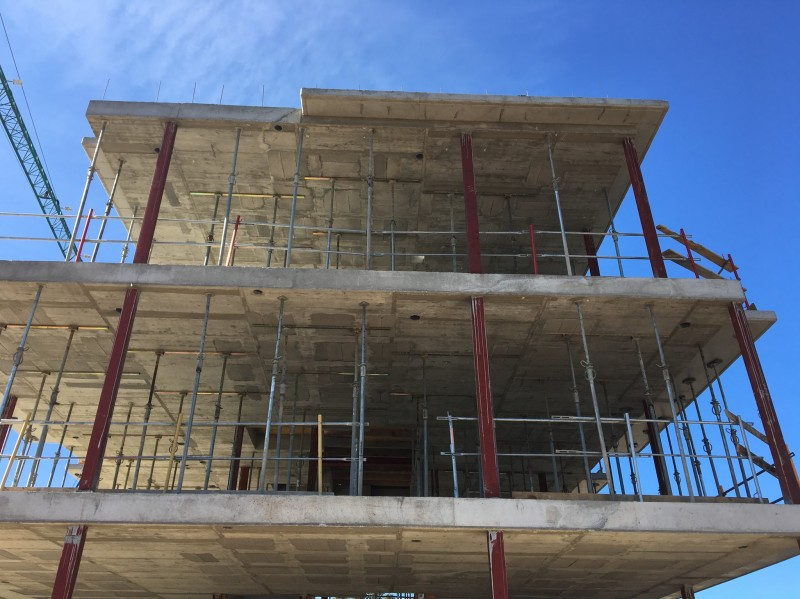 Construcci n de 2 viviendas unifamiliares en sitges - Construccion viviendas unifamiliares ...